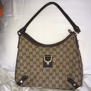 Authentic Gucci shoulder bag